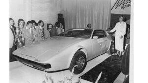 Lançamento do Miura, 14/05/1977