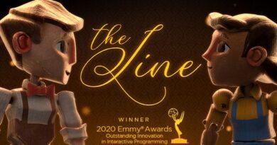 Pôster do filme The Line – Foto: Reprodução