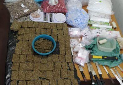 GCM apreende mais de 5 kg de drogas no Jardim Marina